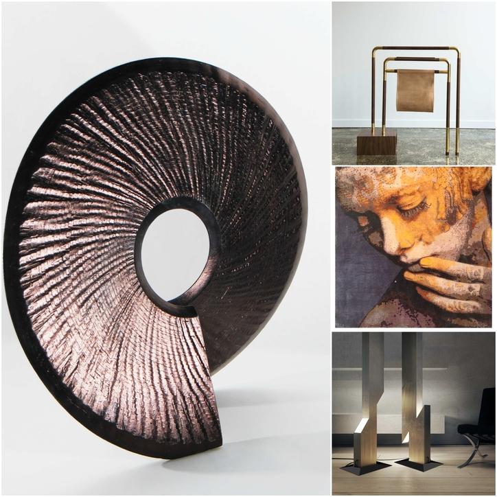 Collectible design, Design Days Dubai, Furniture, Installations, Lighting