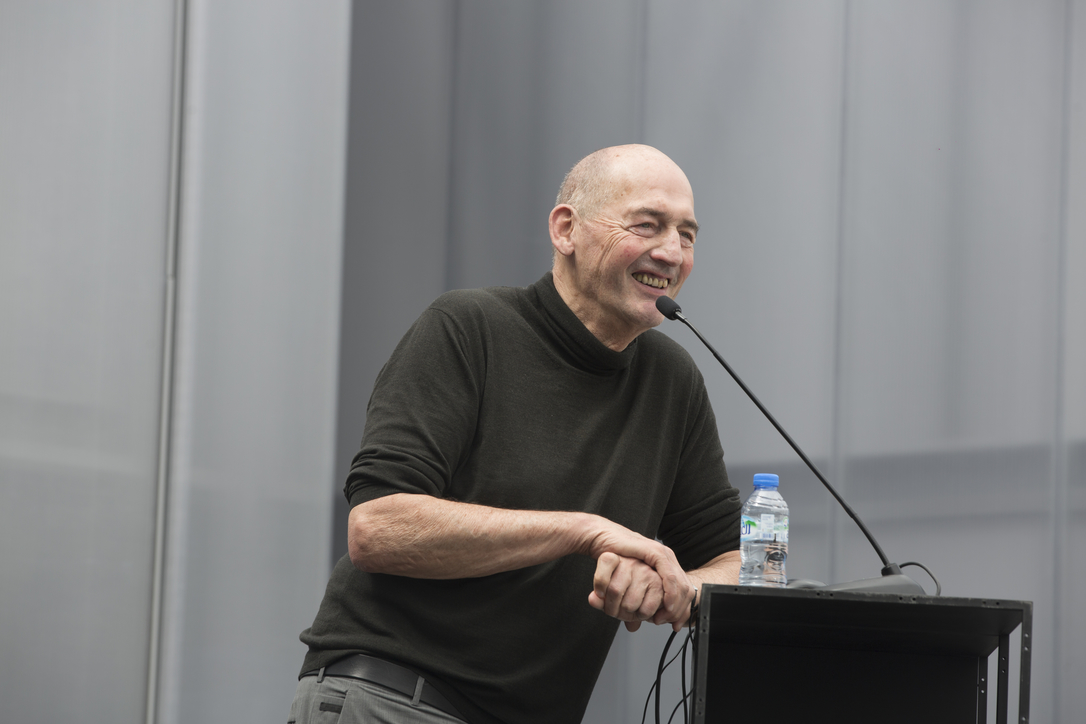 Architecture, Icon Design Talks, Italy, Milan design week, OMA, Rem Koolhaas, Scripture and the City, Urbanism