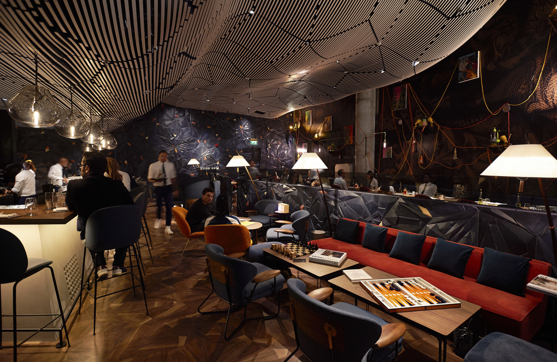 D3, Design, DRAK, Dubai Design District, Dubai design news, Dubai designers, F&B design, Fadi Sarieddine, Food and beverage design, Interior design, Khalid Shafar, Molecule, Nadine Kanso, Restaurant design