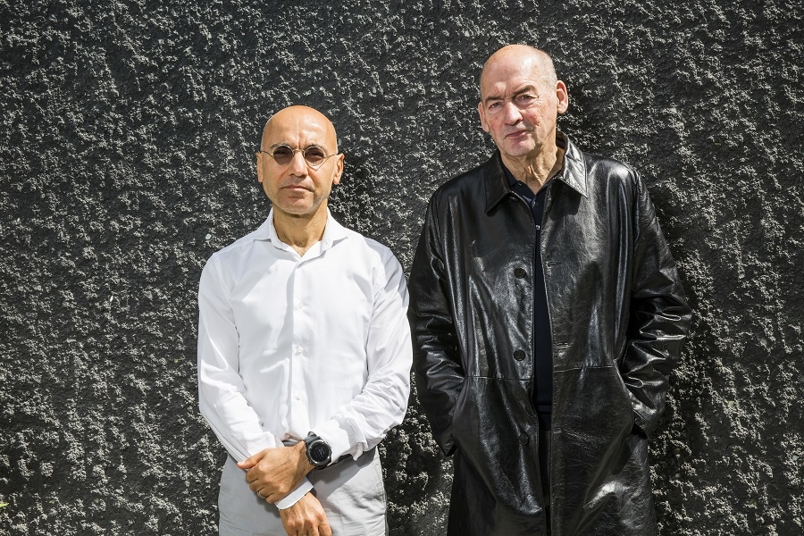 Alserkal Avenue, Architecture, Architecture projects, Arts and culture buildings, Concrete, Design, Dubai architecture, Dubai architecture news, Iyad Alsaka, OMA, OMA Dubai, Polycarbonate, Preservation, Projects, Regeneration, Rem Koolhaas, Rem Koolhaas interview, Signature architecture