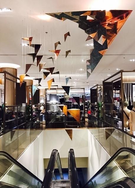 Antidote, Coalesce, Design Days Dubai, Design installation, Retail design, Robinsons