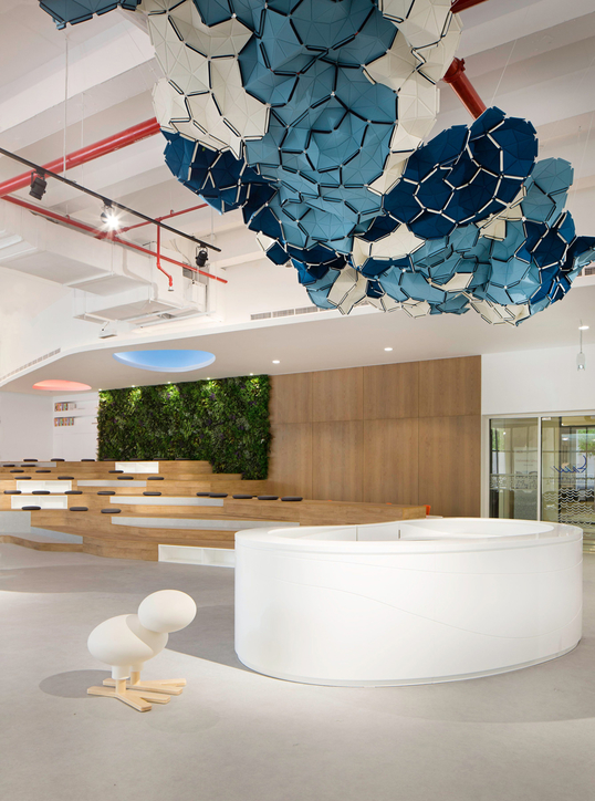 American University of Sharjah, AUS., Design, Entrepreneur Centre AUS, Interior design, Interiors, Office, Office design, Pallavi Dean, Pallavi Dean Inteirors, Sharjah, UAE