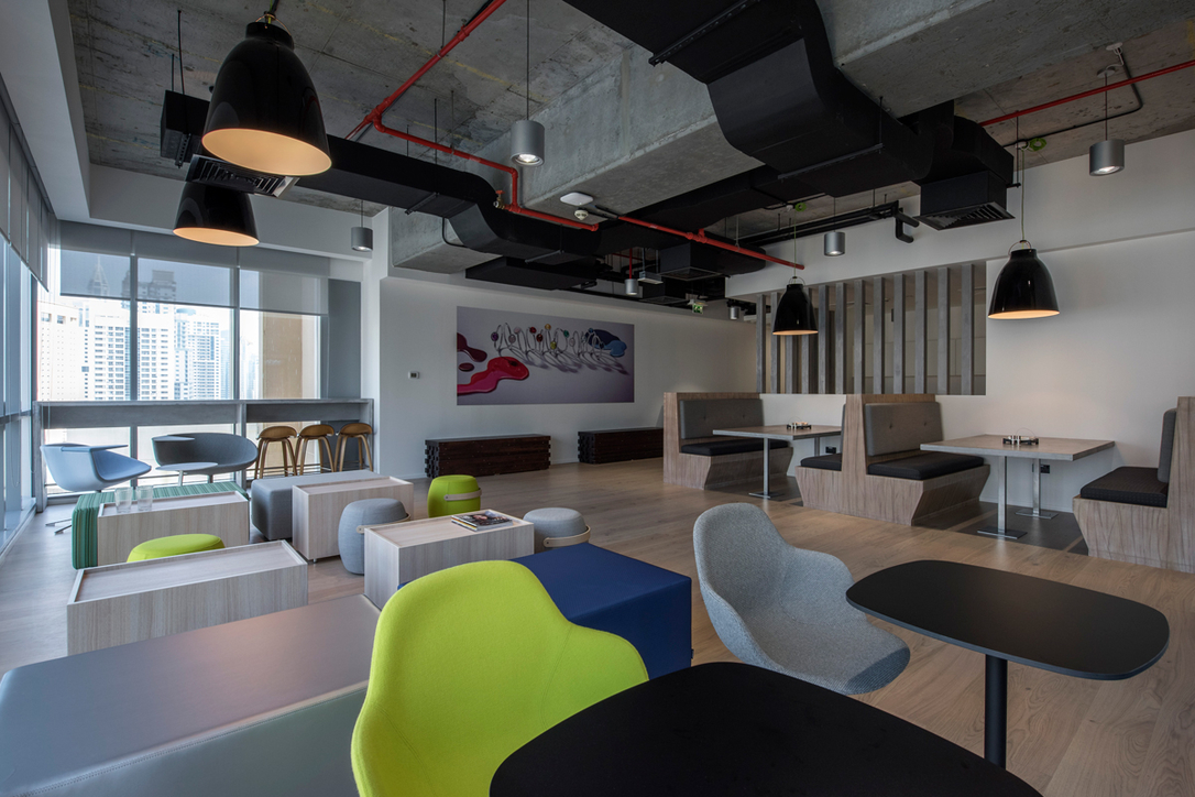 Office Design In The Middle East Is Still Old School Says X