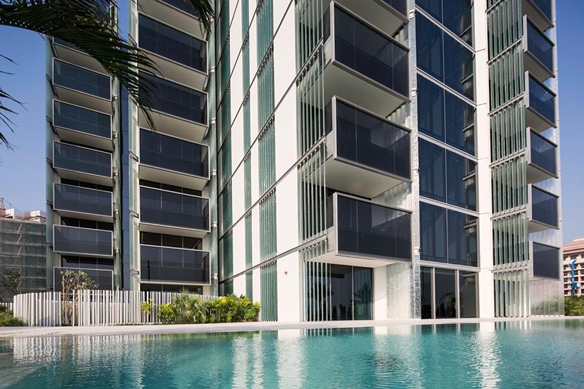 Architecture, Design, Dubai, Muraba, Muraba Residences, Palm Jumeirah, Pritzker Architecture Prize, Pritzker Prize, RCR Arquitectes, Residential building, Residential project