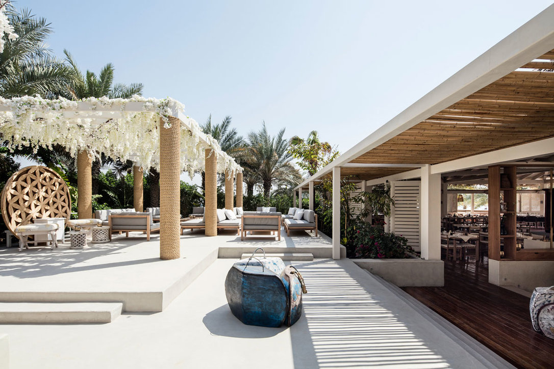 Anarchitect, Design, El Chiringuito Ibiza, Interior design, Middle East, Outdoor design, Product design, Sustainability