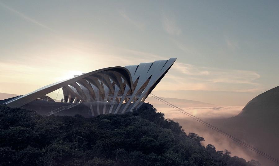 Architecture, Concept design, Design, London, London Architecture Festival 2017, Zaha Hadid Architects, Zaha Hadid exhibition, Zaha Hadid Gallery, ZHA Unbuilt