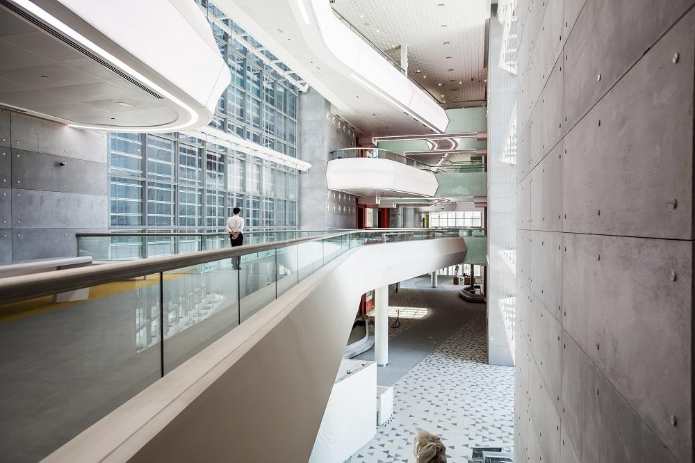 Abu Dhabi, Education design, Khalifa university, RSP