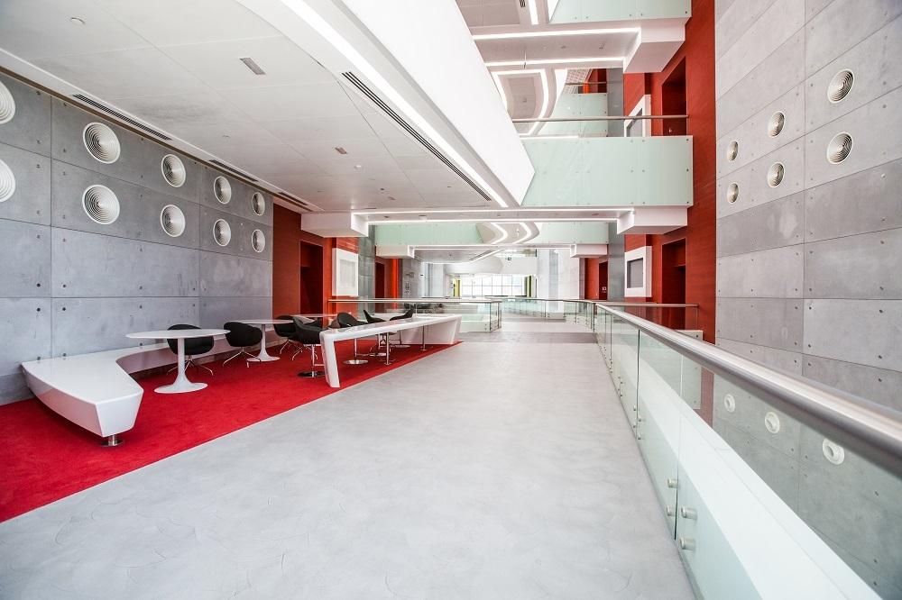 Abu Dhabu, Education design, Khalifa university, Ralf Steinhauer, RSP