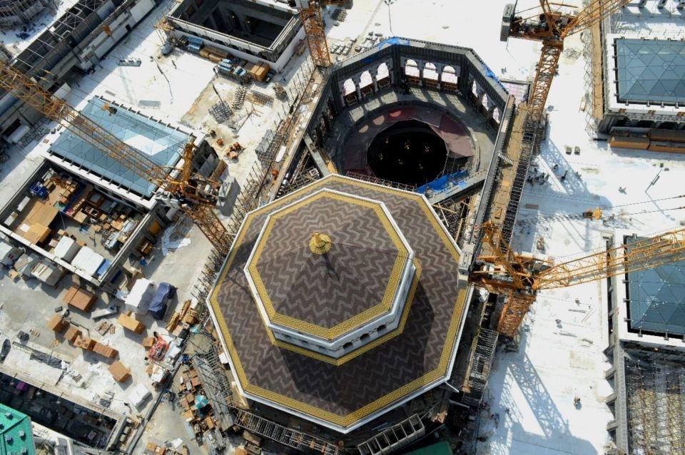 Grand Mosque, Islamic architecture, Mosque, Mosque architecture, Mosque design, PCT, Premier Composite Technologies, Saudi Arabia, Saudi Arabia mosque roof