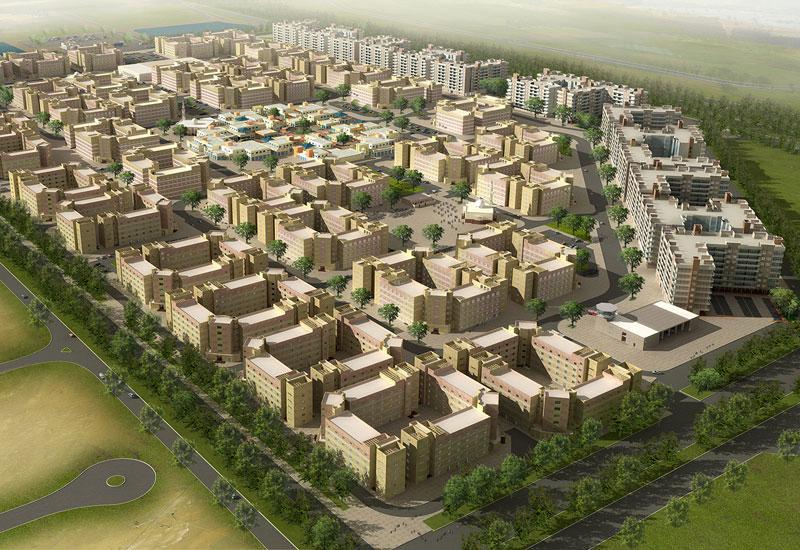Dubai, Dubai South, Masterplan, United Arab Emirates