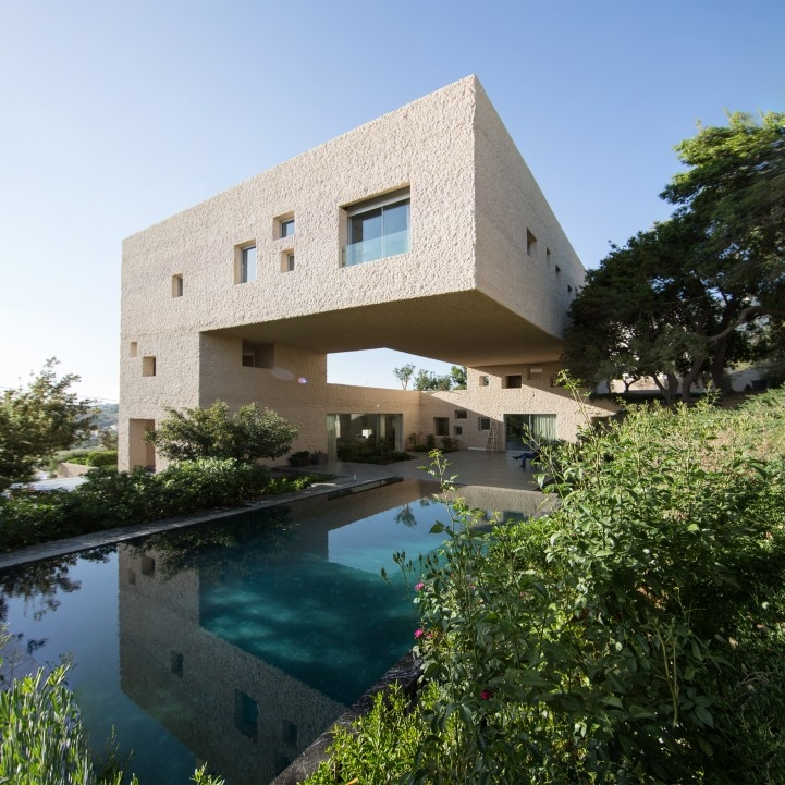 Amman, Architecture, Dabouq, Jordanian residence, Residential architecture, Residential design, Sahel Al Hiyari Architects