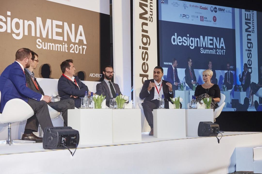 DesignMENA Summit 2017, Interior design, Value engineering, DesignMENA Summit