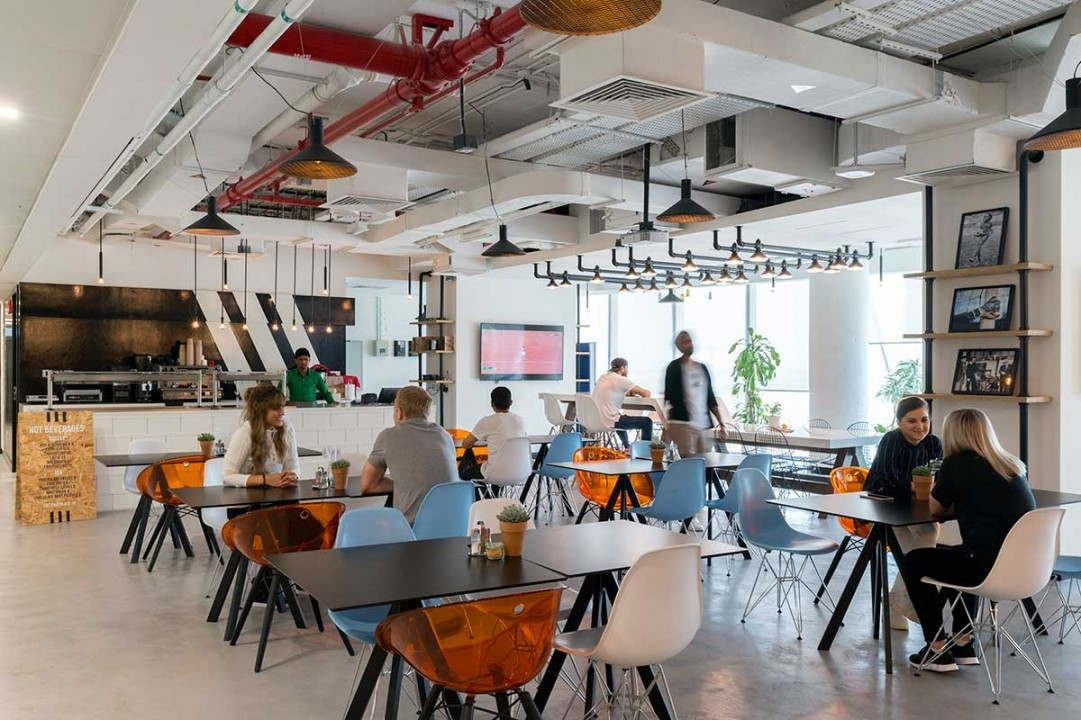 Trend Report Interior Designers At Perkins Will Discuss How Offices Will Blur Life And Work In 2018 Products Design Trends 2018 Office Design Trends Perkins Will Trends Cid