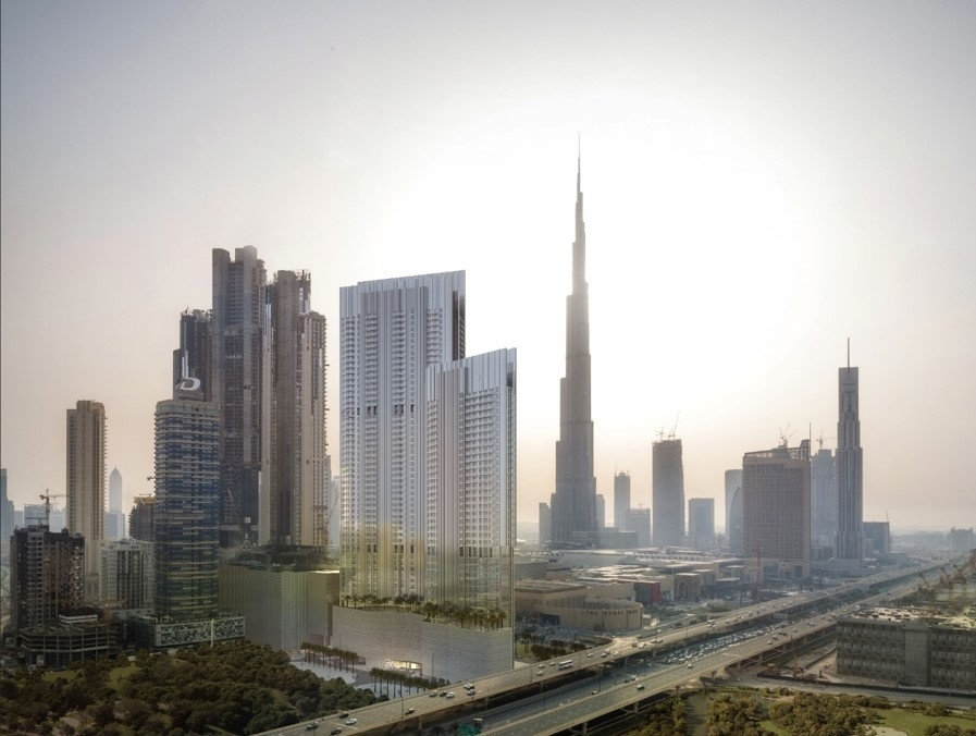 Dubai, FJ stijl, GDS Glintmeijer Design Studio LLC, Interior design