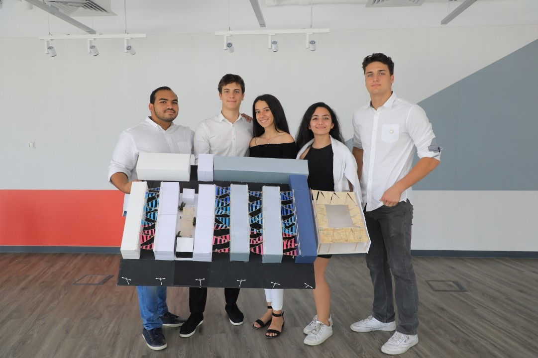 DIDI, Dubai Institute for Design and Innovation, Project Design Space, Student design competition UAE