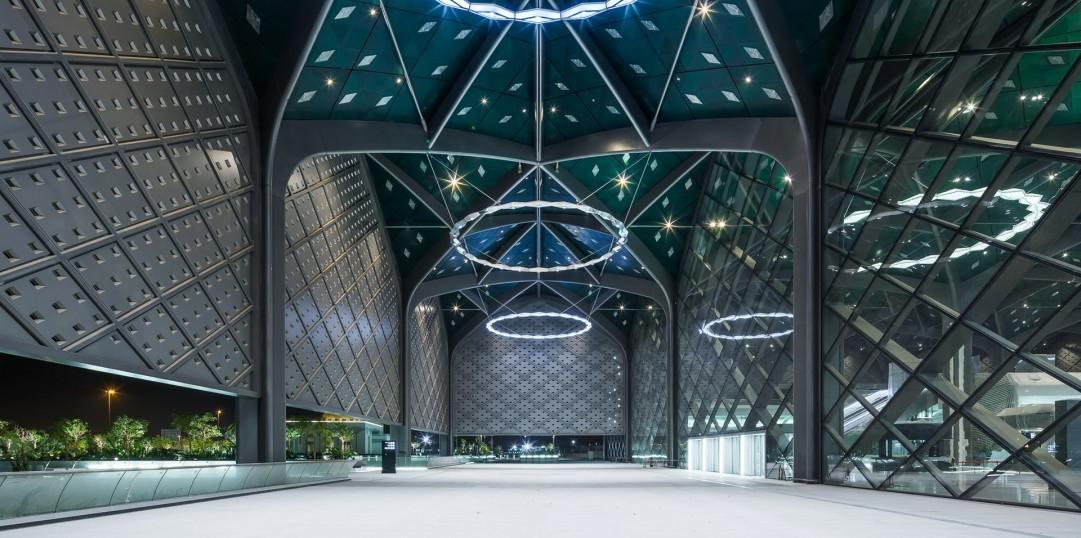 Dubai Design District, Foster + Partners, Haramain High Speed Rail, King Abdullah Economic City, Saudi Arabia architecture