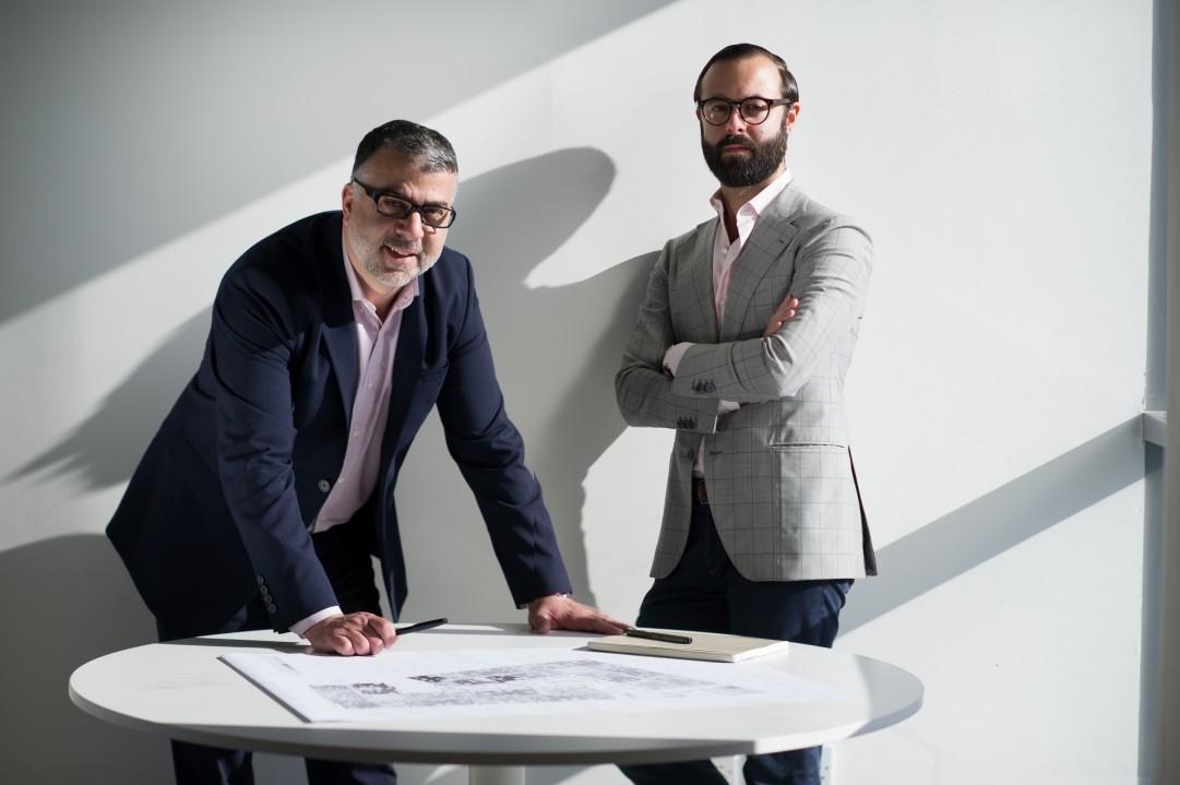 Architecture, Architecture firm, David Lessard, Dubai, H+A, Healthcare design, Hospitality design, Stas Louca