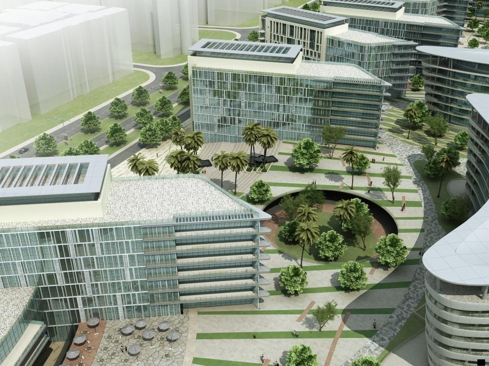 Ihab Nayal, La casa, Masterplanning, Masterplans in the UAE, Urban design, Urban development