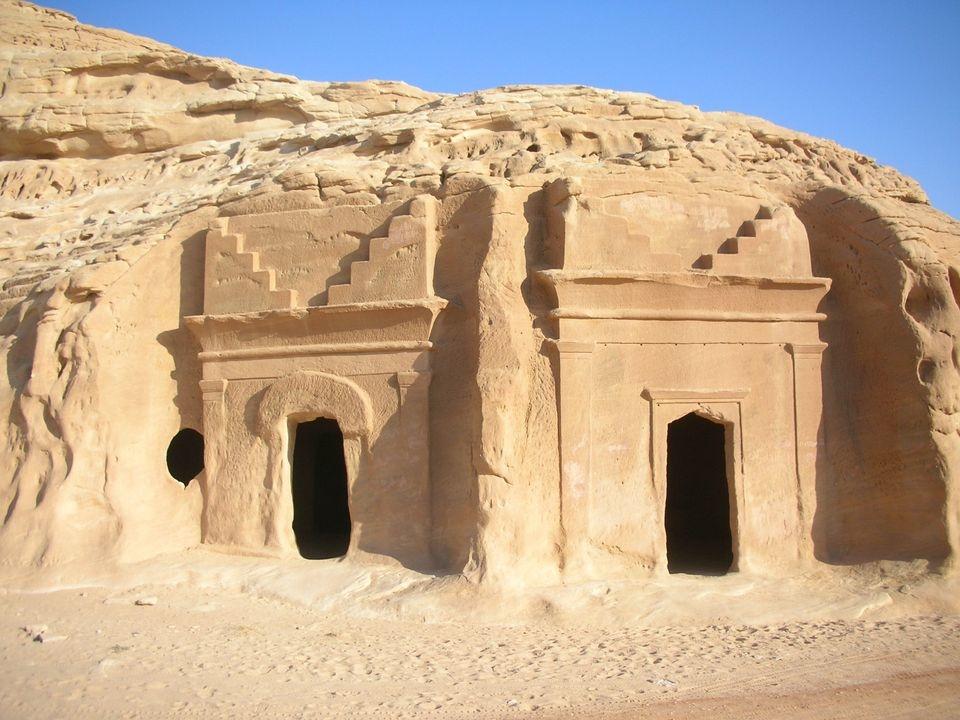 Mada'in Saleh, Saudi Arabia Museum, Saudi Arabia UNESCO World Heritage site
