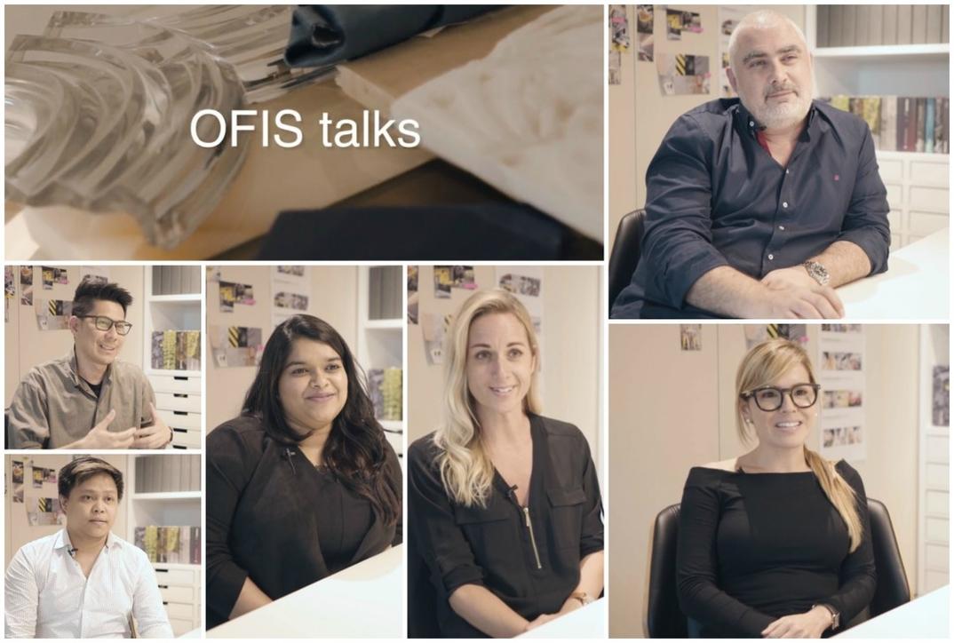 #OFISTalks, Dubai, Interior design, Office design, OFIS, Video