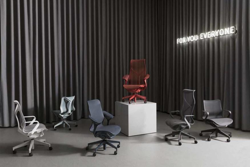 Herman Miller, Office chair, Ergonomic design