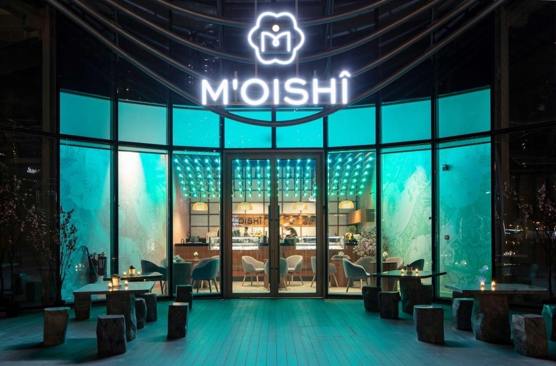 4Space Interior Design, Dubai Opera House, Firas Alsahin, Food and beverage design