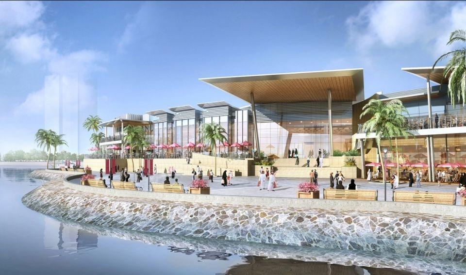 Mall design, Malls in the UAE, Ras Al Khaimah, Retail design, UAE development