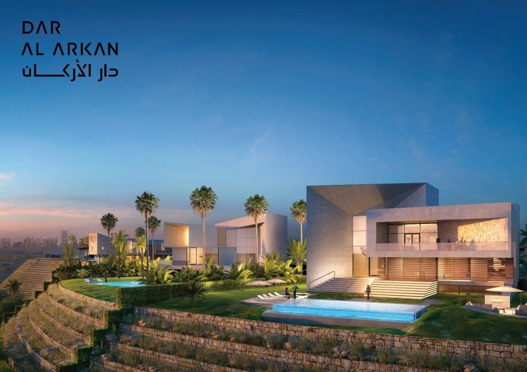 Interior design, Luxury Residences, Residential design, Riyadh, Roberto Cavalli, Saudi Arabia