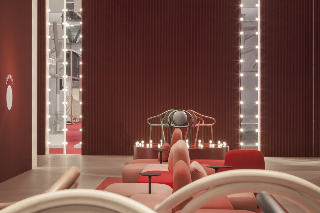 Design, Furniture, Milan design week, Pedrali, Salone del Mobile 2018