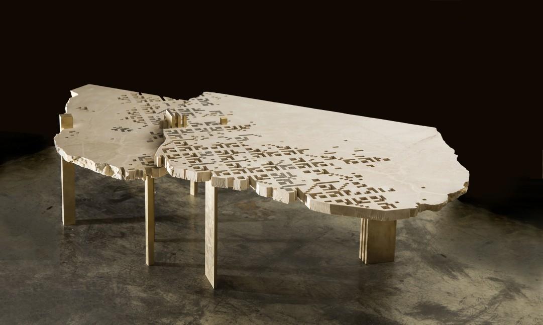 Amman, Design, Embroidery, Furniture, Naqsh Collective, Venice Biennale 2018, Venice Design 2018