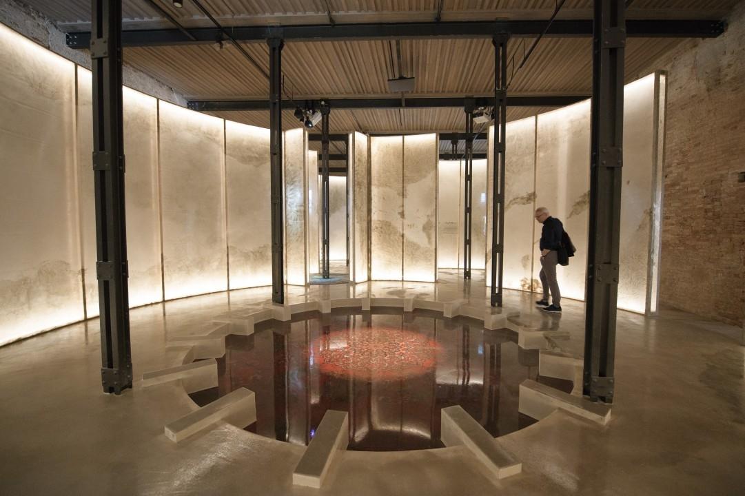 Pavilions from the Middle East, Saudi Arabia, Saudi pavilion, Venice Biennale