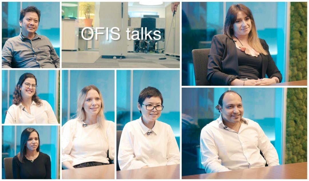 #OFISTalks, Bluehaus Group, Dubai, Interior design, OFIS