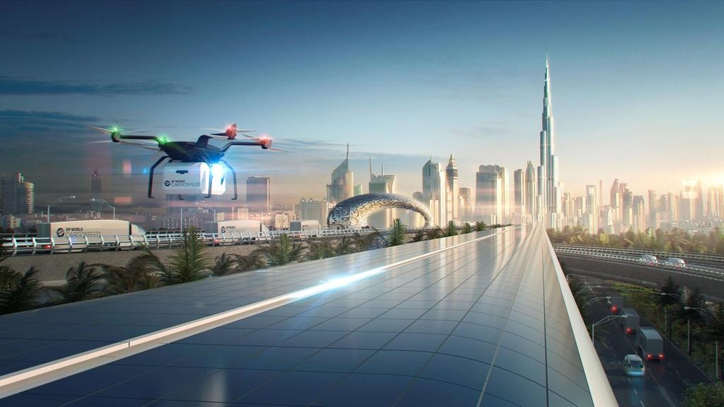 Abu Dhabi, Dubai, Hyperloop, RTA, Technology, Transportation, Virgin Hyperloop