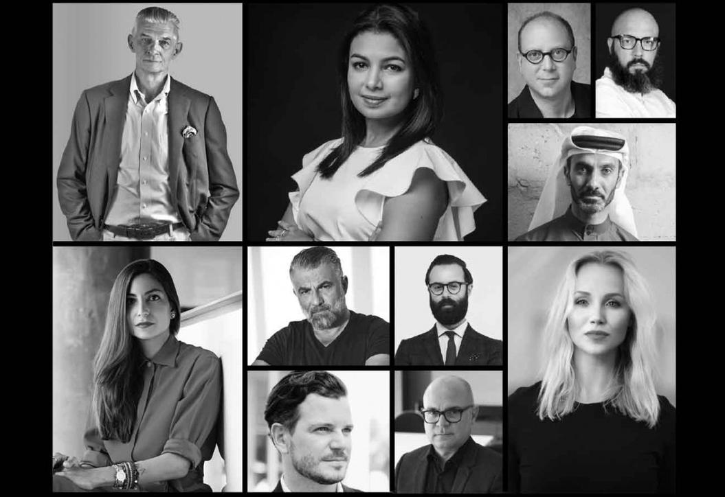 CID Awards 2018, CID Awards 2018 judges, Commercial Interior Design awards, Interior design, CID Awards