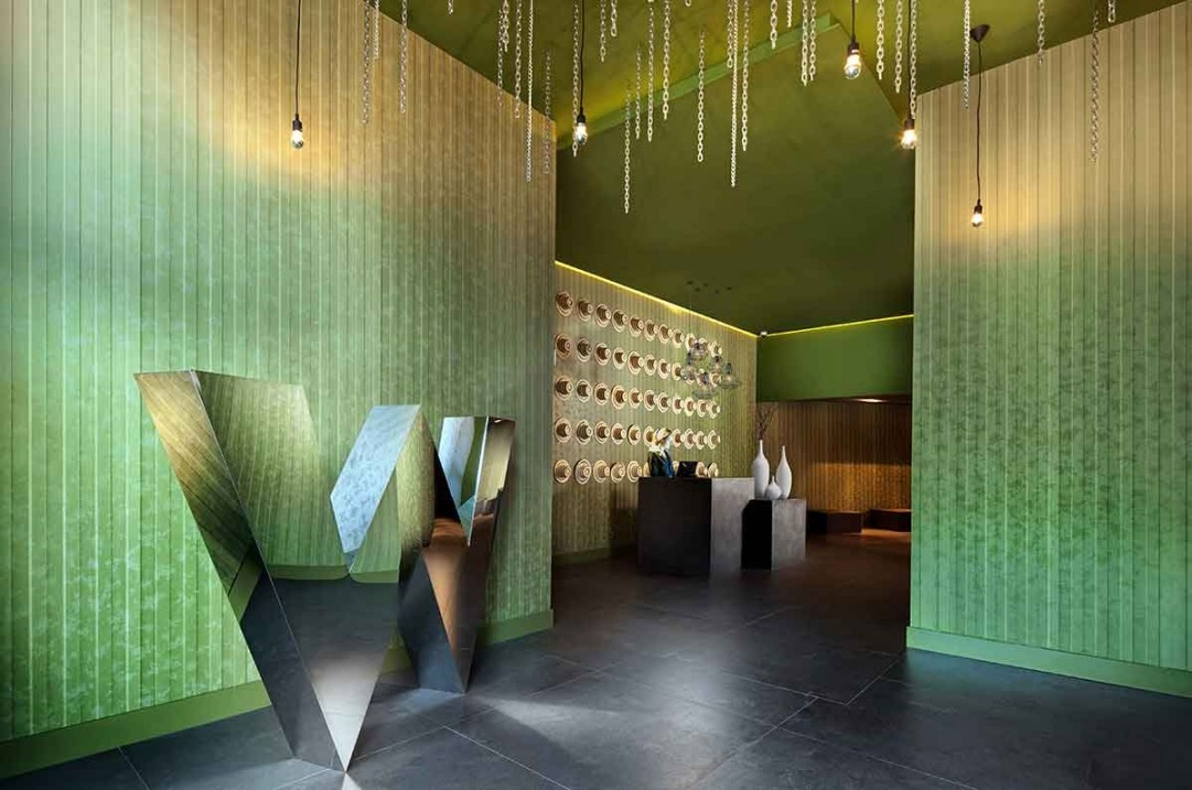 Gaia Studio, Hotel design, Interior design, Interiors, W Hotel