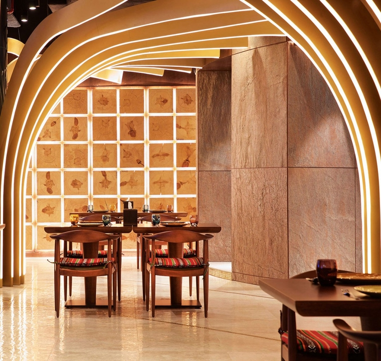 Dubai, Interior design, Interiors, Materials
