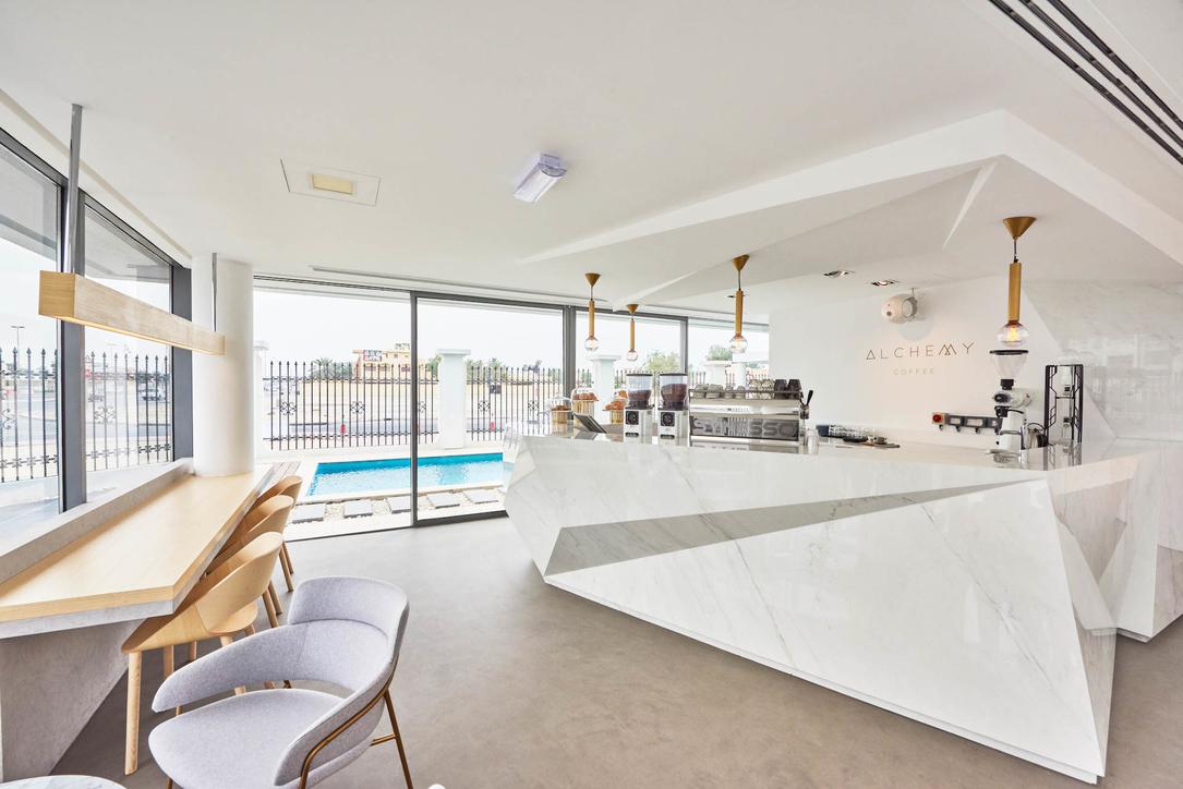 Studio EM, Food and beverage design, Dubai interior design