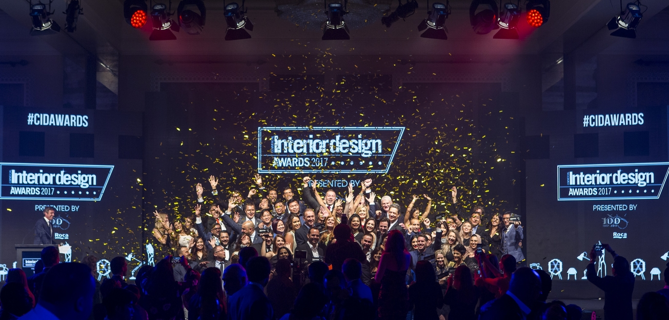 commercial interior design awards dubai 2017