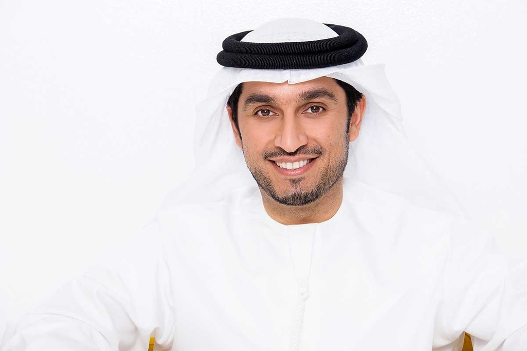Mohammad Saeed Al-Shehhi, CEO, Dubai Design District