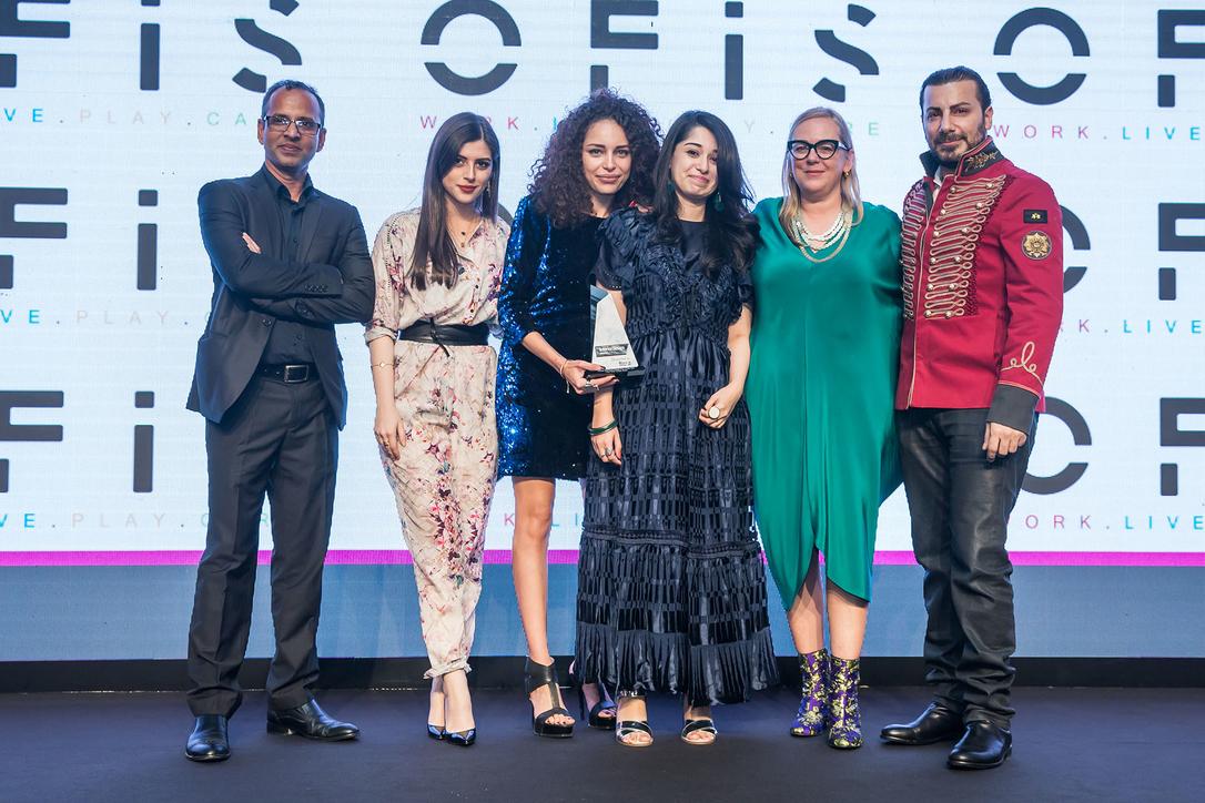 Interior Boutique Design Firm of the YearCID Awards 2018  Jonathan ballroom Madinat Jumeirah Al Sufuoh 1 Dubai United Arab Emirates 19092018Photo by Fritz John AsuroITP Images
