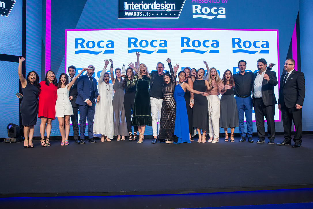 Wilson Associates Wins The Interior Design Firm Of The Year Award At Commercial Interior Design Awards 2018 Cid Awards Cid Awards 2018 Commercial Interior Design Awards 2018 Commercial Interior Design Wilson