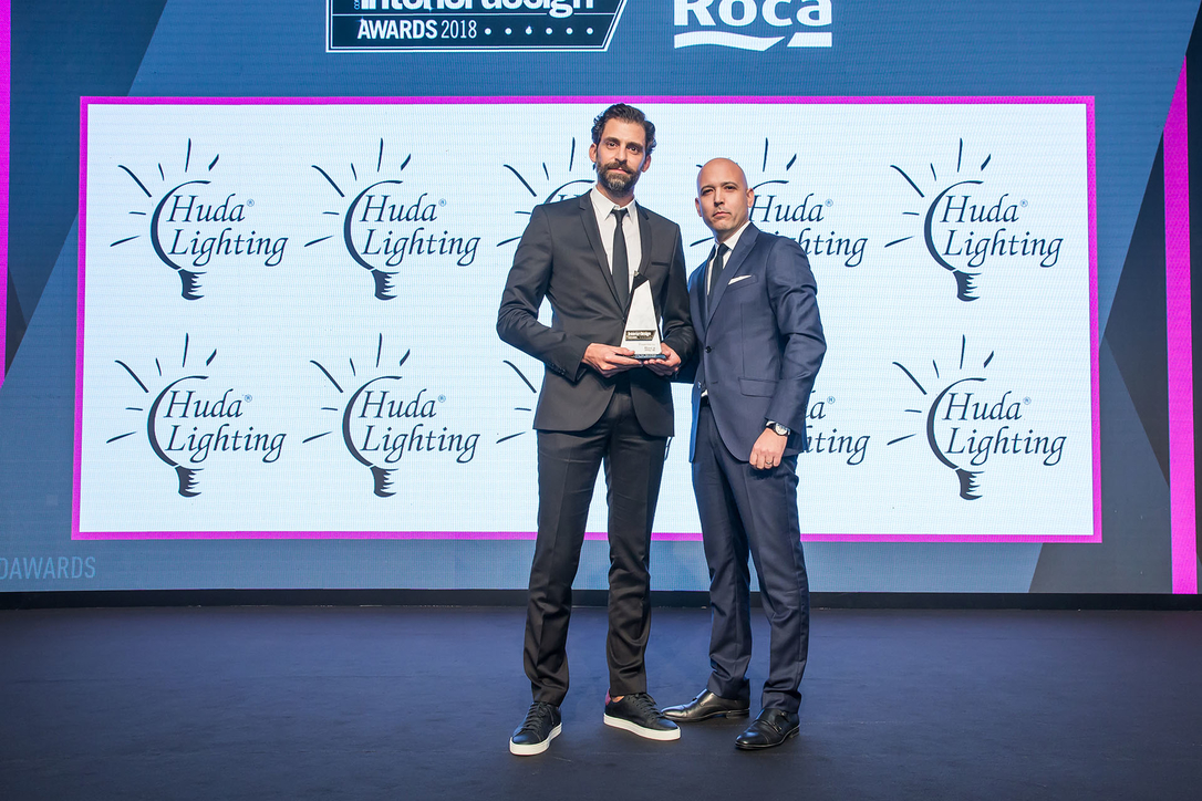 Rabih Geha Architects Wins Interior Design Of The Year Bars Clubs At The Commercial Interior Design Awards 2018 Cid Awards Commercial Interior Design Awards 2018 Cid Awards Cid Awards 2018