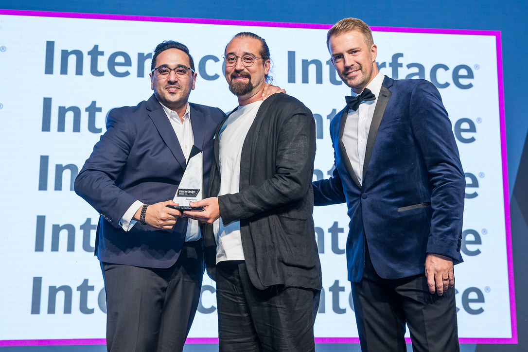 Interior Design of the Year OfficeCID Awards 2018  Jonathan ballroom Madinat Jumeirah Al Sufuoh 1 Dubai United Arab Emirates 19092018Photo by Fritz John AsuroITP Images