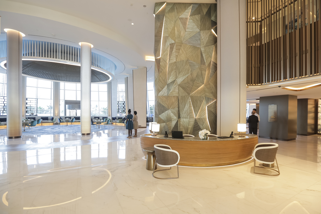 Jumeirah Beach Hotel, Hotel renovation