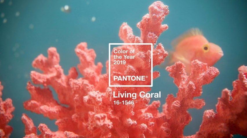 Pantone, Colour of the Year 2019, Living Coral, Colour trends