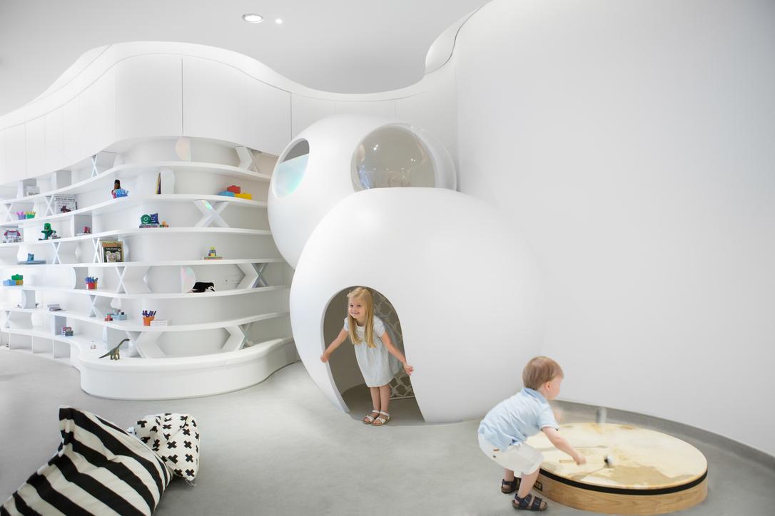 Roar, Roar by Pallavi Dean, Nursery of the Future, Education design, Future Collection, Dubai, Innovation, UAE 2071