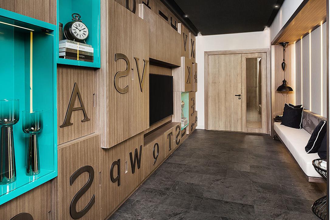 Office design, XBD Collective, Taws Printers, Dubai Design District, Ellen Søhoel, Interior design, Interiors