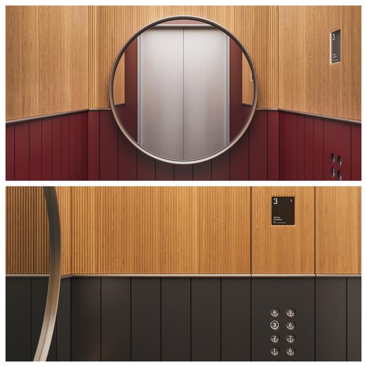 David/nicolas, Beirut, Design, Interior design, Elevator