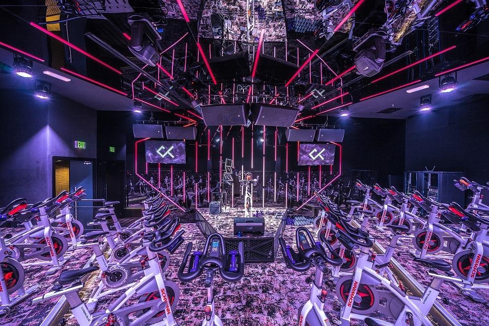 Chris Barnes, Broadway Interiors, Fitness space design, Dubai wellness design