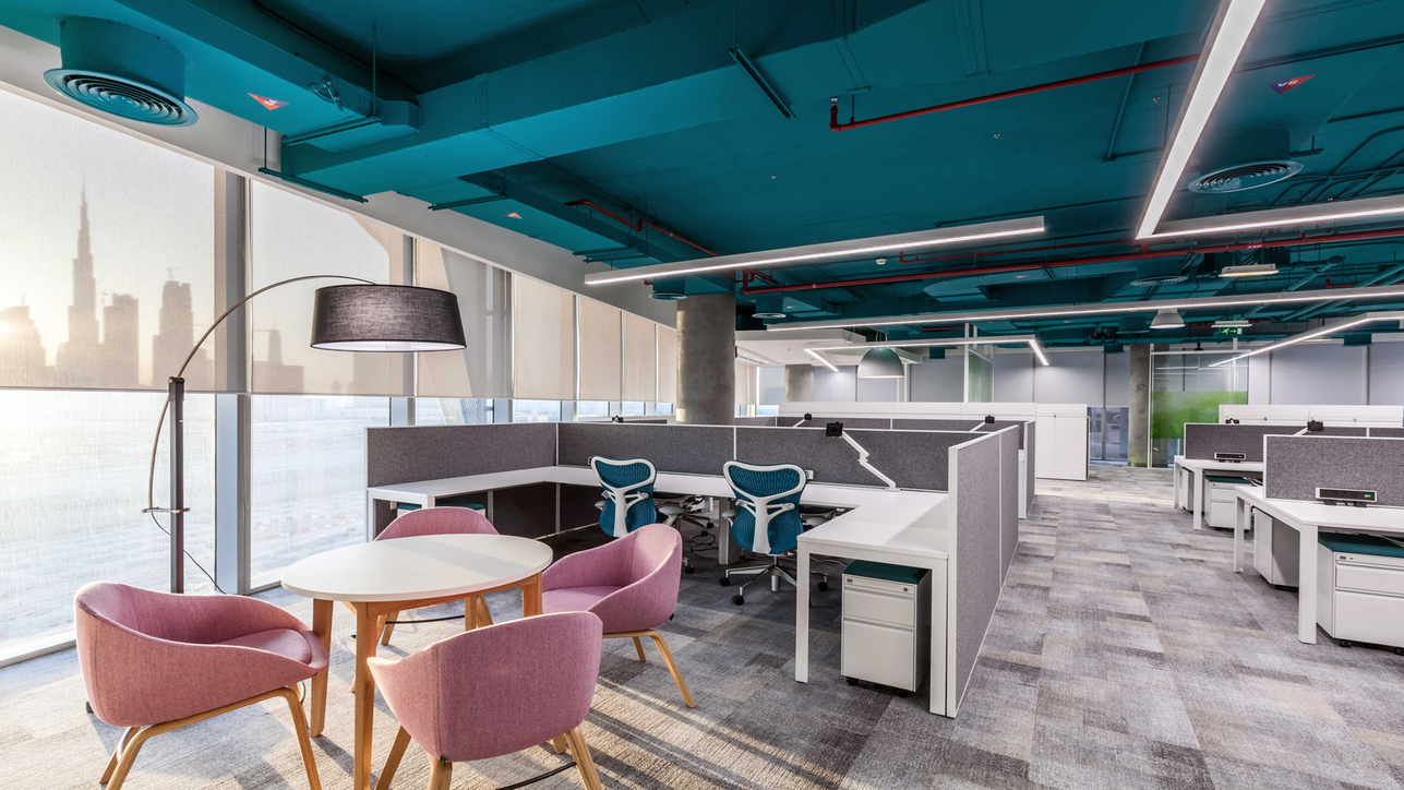 Herman Miller MEA., Design competition, Middle East design competition, Office design